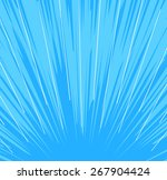 sunburst background | Shutterstock .eps vector #267904424