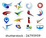 company icon. such logos