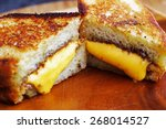 Grilled Cheese Sandwich Made...