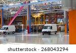 yelabuga  russia   may 12  2014 ... | Shutterstock . vector #268043294