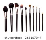 set of essential professional... | Shutterstock . vector #268167044