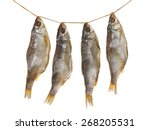 Four Delicious Dried Fish...