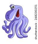 octopus | Shutterstock . vector #268230251