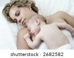 care free mother | Shutterstock . vector #2682582