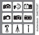 Dslr Camera  Flash  Tripod ...