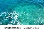 nature background of... | Shutterstock . vector #268343411