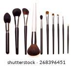 set of essential professional... | Shutterstock . vector #268396451