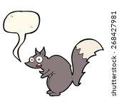 Funny Startled Squirrel Cartoon ...