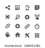 System Icons    Apps Interface