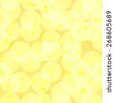 seamless pattern background ... | Shutterstock .eps vector #268605689