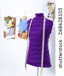 mannequin in office | Shutterstock . vector #268628105