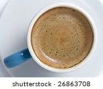cappucino | Shutterstock . vector #26863708