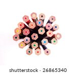 Bunch Fo Colour Pencil  Color...
