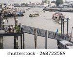 bangkok thailand april 12 2015  ...   Shutterstock . vector #268723589