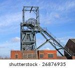 Coal Mine Winding Gear