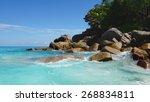 Granite Rocks At Natural Bay