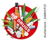 no drugs  smoking and alcohol