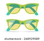 vector illustration of... | Shutterstock .eps vector #268929089