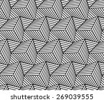 seamless  pattern. stylish... | Shutterstock .eps vector #269039555