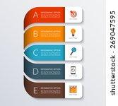 modern banner for business... | Shutterstock .eps vector #269047595