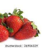strawberries | Shutterstock . vector #26906329