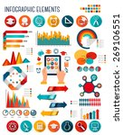 education infographics.  | Shutterstock . vector #269106551