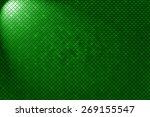 bright green background design... | Shutterstock . vector #269155547