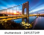 George Washington Bridge At...
