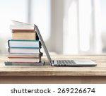 Book  Education  Laptop.