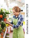 people  gardening and...   Shutterstock . vector #269227319