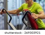 sport  fitness  lifestyle and... | Shutterstock . vector #269303921