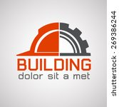building logo  construction... | Shutterstock .eps vector #269386244