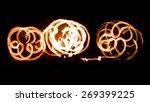 fire show | Shutterstock . vector #269399225