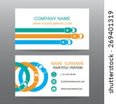 business card vector background ...