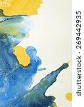 abstract background bitmap... | Shutterstock . vector #269442935
