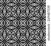 geometric pattern. seamless ...   Shutterstock . vector #269487539