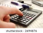 calculation | Shutterstock . vector #2694876