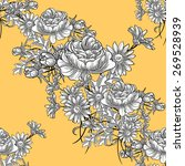 vintage flowers. abstract...   Shutterstock .eps vector #269528939