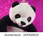 Panda Bear Doll With Showing...