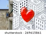 milan  italy april 13  2015 ... | Shutterstock . vector #269615861