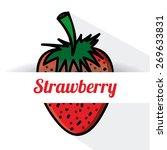 food design over white... | Shutterstock .eps vector #269633831
