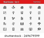 real estate icons. professional ... | Shutterstock .eps vector #269679599