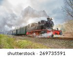Historical Steam Train On...