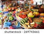 Colorful Vegetables For Sale ...