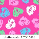 Candy Conversation Hearts...