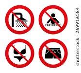 No  Ban Or Stop Signs. Swimming ...