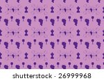seamless wine pattern  curly... | Shutterstock .eps vector #26999968