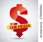 low price design  vector... | Shutterstock .eps vector #270040061
