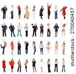 people diversity together we... | Shutterstock . vector #270040457