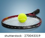 Tennis Racket  Tennis Ball ...
